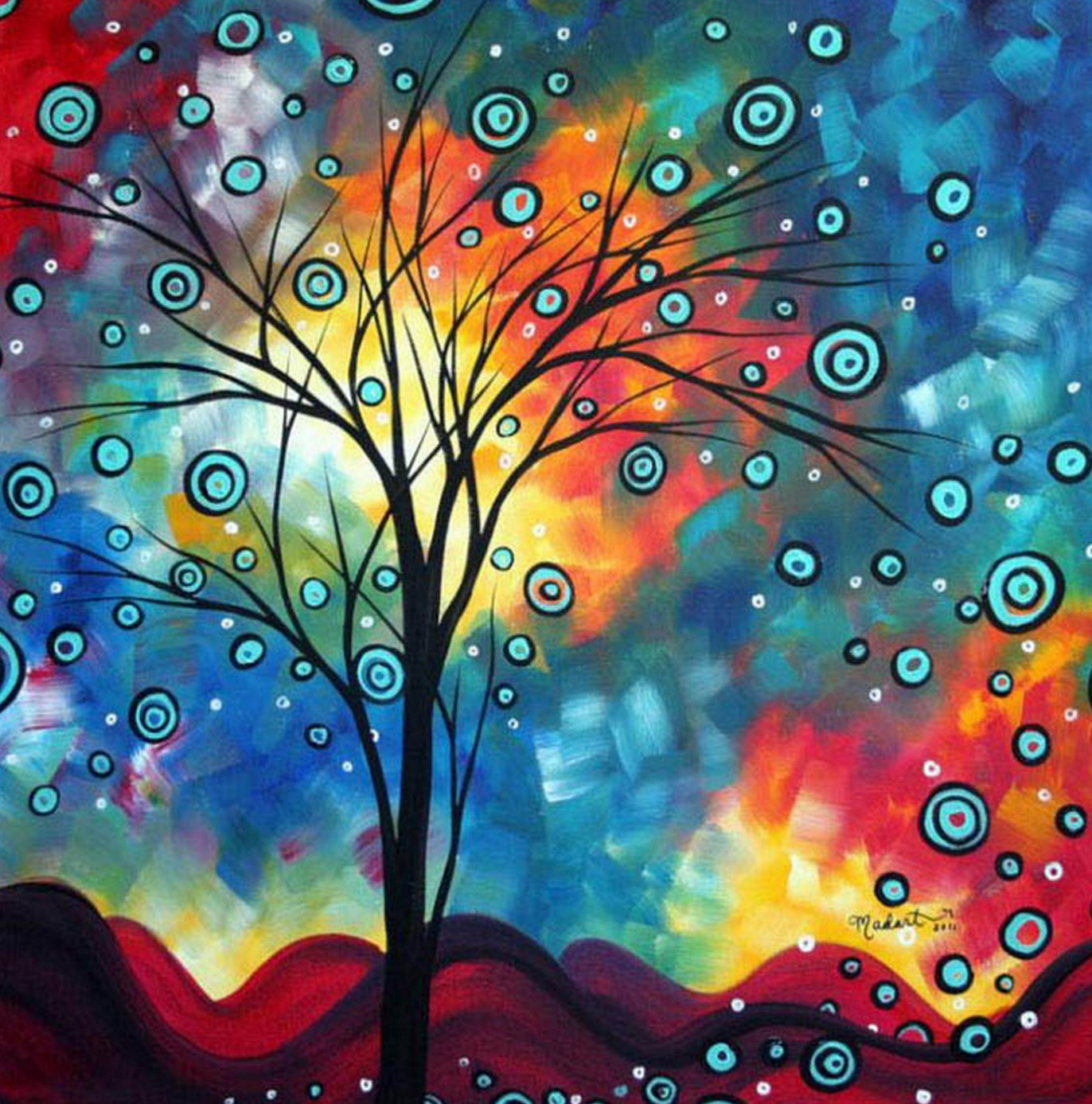 Cuadros modernos pinturas y dibujos ideas para pintar - Imagenes para cuadros ...