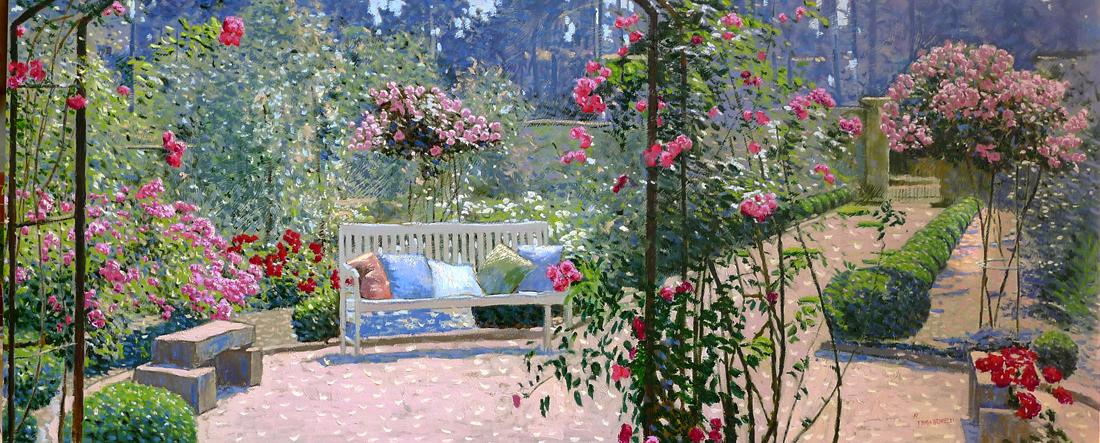 Raquel Taraborelli, Jardim do artista, artist garden, jardim secreto