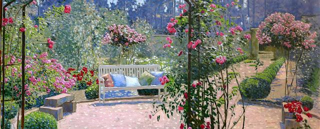 Raquel Taraborelli, Jardim do artista, artist garden, jardim secreto, secret garden