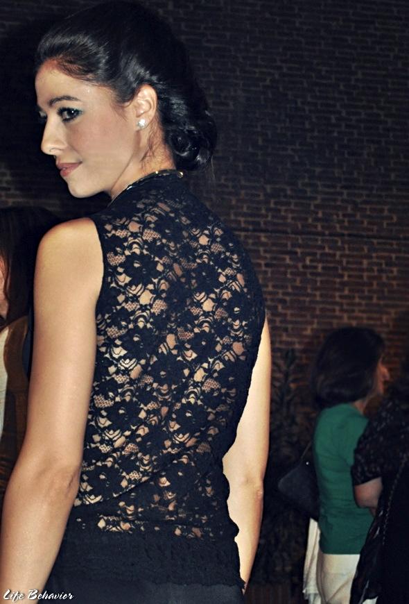 VOGUE Fashion Night Out Madrid 2013, LaCaprichossa, Vanessa Martinez