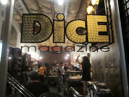 Dice Magazine
