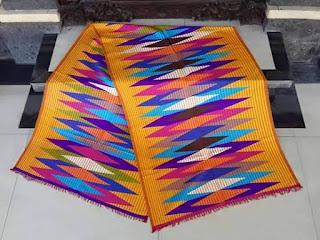 Model Baju Batik Rangrang Terbaru