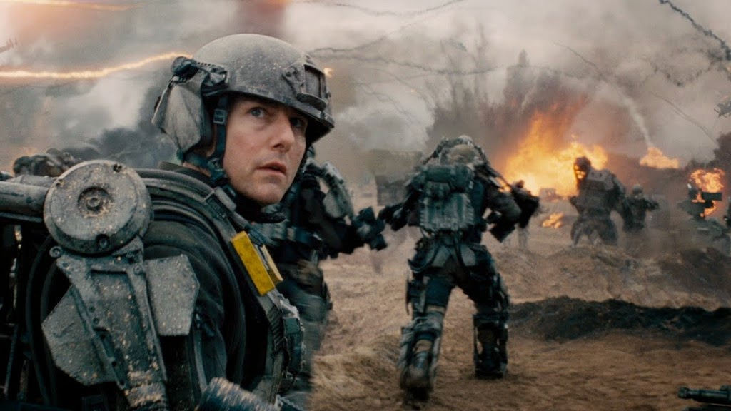 Al filo del mañana (The Edge of Tomorrow)