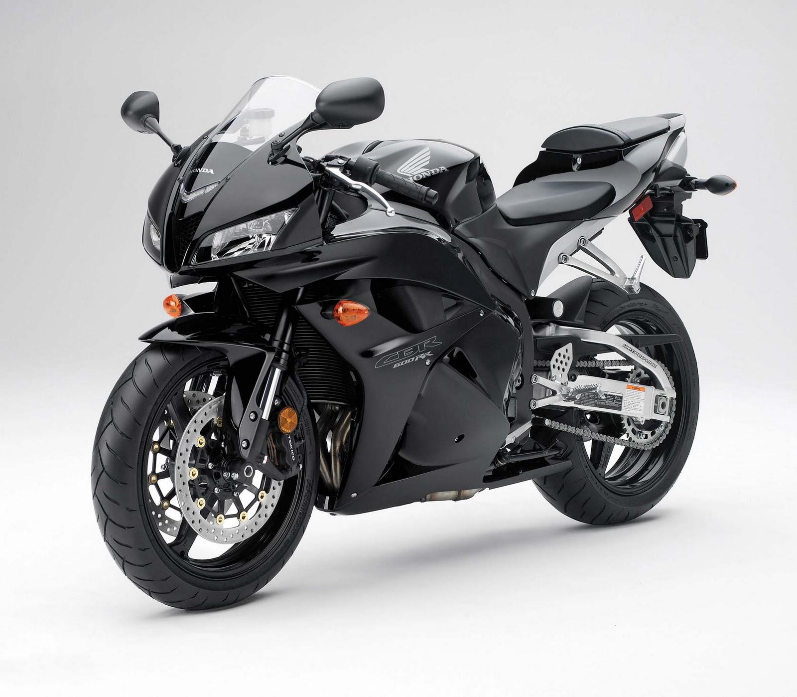 Honda Motorcycle Pictures Honda Cbr 600 Rr 2011