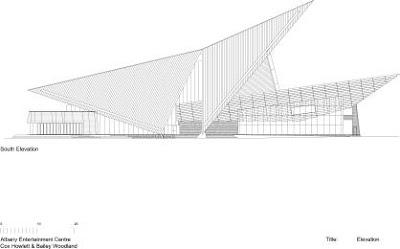 Contoh Desain Gedung