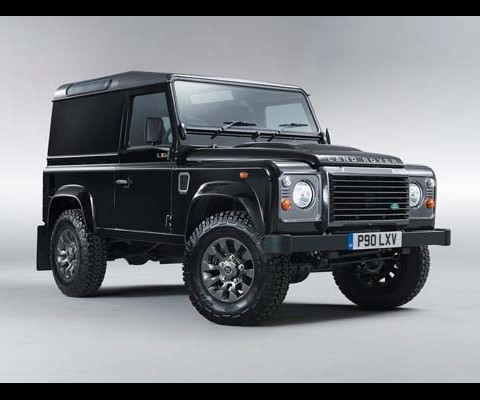 Land Rover Defender LXV, un vehculo de los ms duros