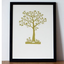 Personalised Family Tree - bespoke hand cut papercuts made to order