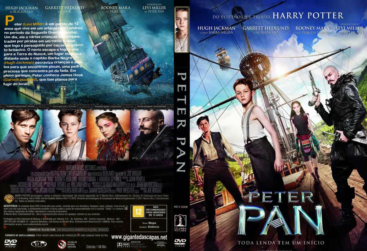 Download Peter Pan BDRip XviD Dual Áudio Peter 2BPan 2B2015