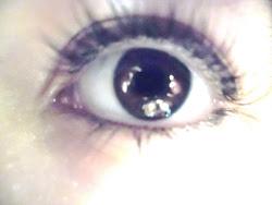 Mi ojo XD
