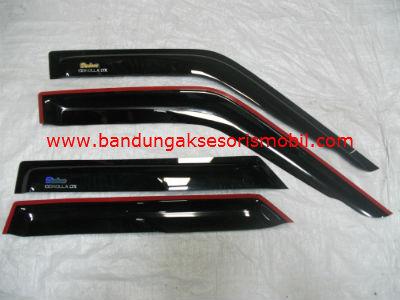 Talang Air Corolla DX Sport Mugen Depan Belakang
