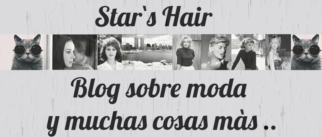 Star's hair