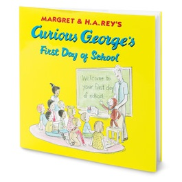 Curious George and the First Day of School