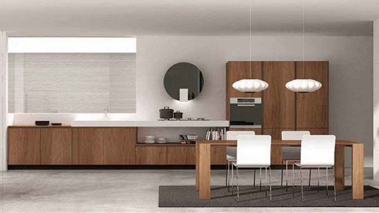 Modern Kitchen Design Awesome Wallpaper Kuovi