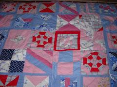 Mein erster Quilt 2005