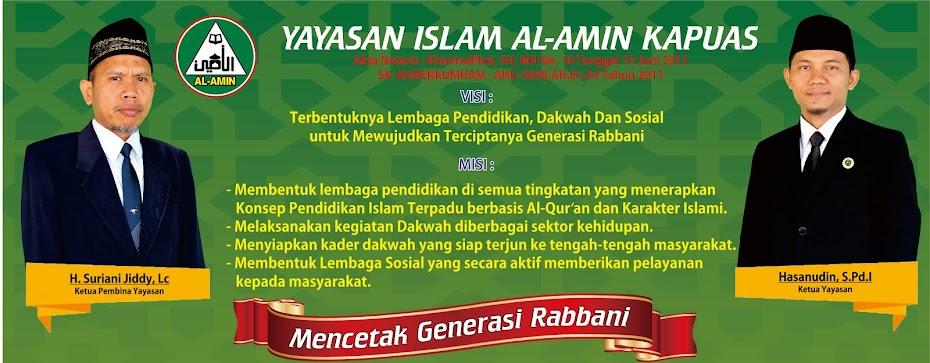 Yayasan Islam Al-Amin Kapuas