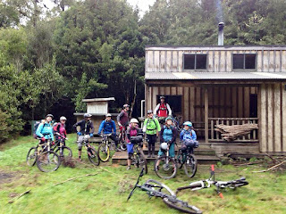 Guided mountain Biking Timber Trail. New Zealand Mountain Biking