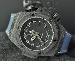 Hublot King Power Oceanographic Carbon