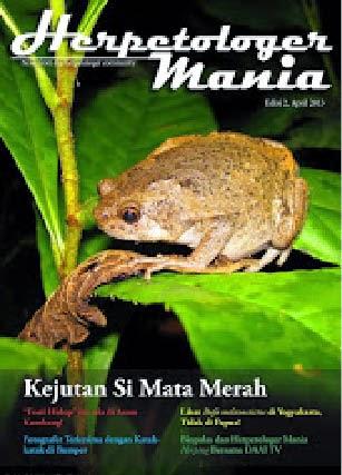 Majalah Herpetologer Mania Vol 02