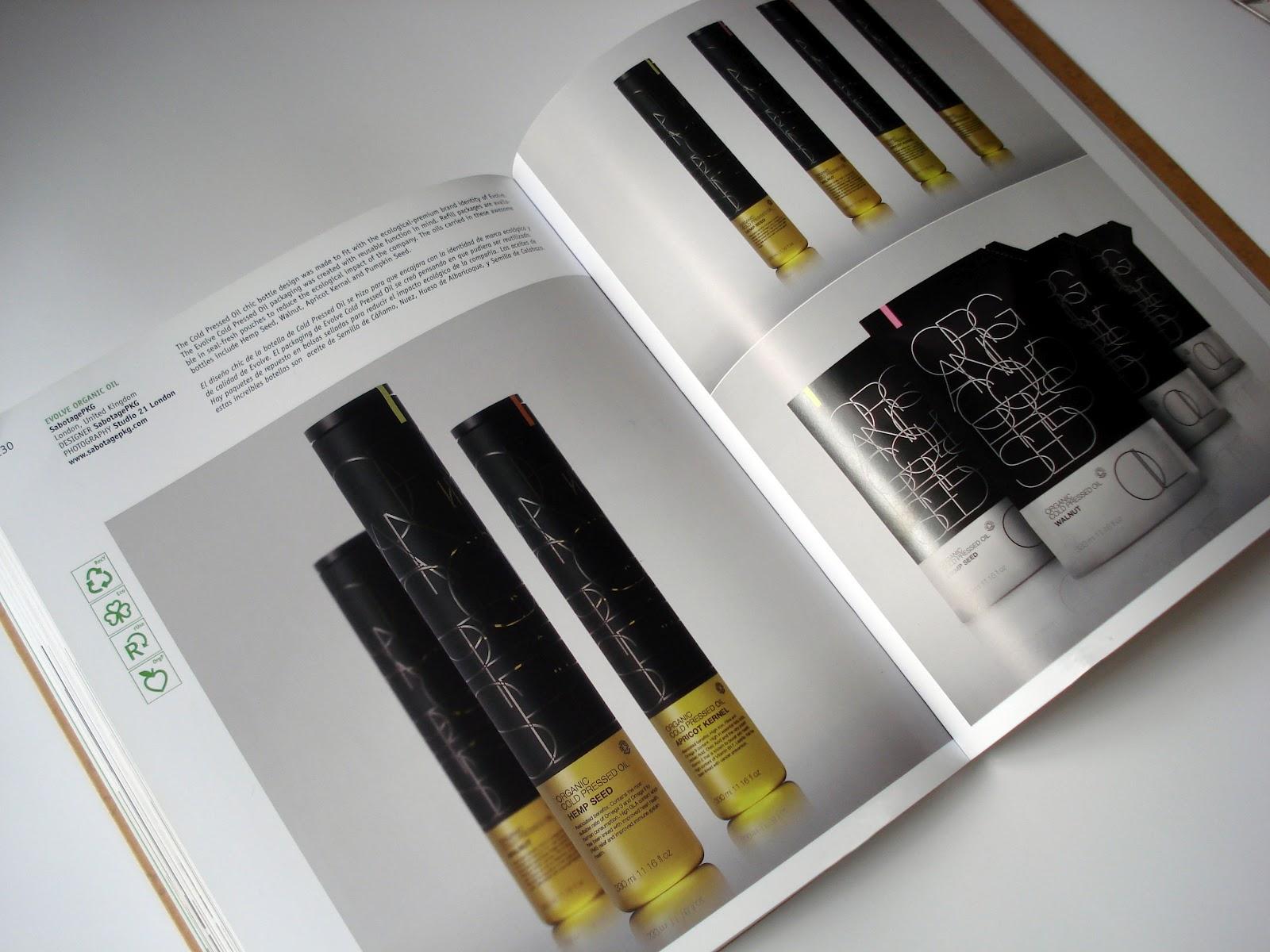 Studio Sabotage Blog Evolve Oil Design Featured In Eco