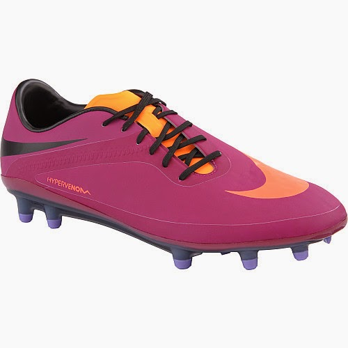 NIKE Women's Hypervenom Phatal FG Low Soccer Cleats