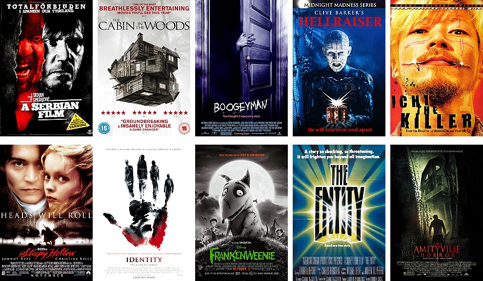 Lola Spooks: Film recommendations | Halloween edition
