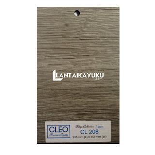 Vinyl Floor CL 208