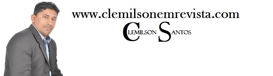 WWW.CLEMILSONEMREVISTA.COM