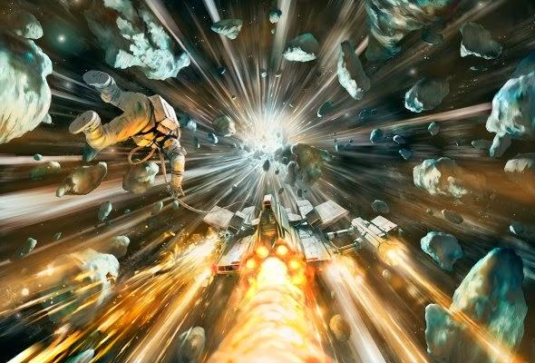Paul Phippen mozchops deviantart ilustrações fantasia ficção científica