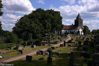 örkelljunga kyrkogård