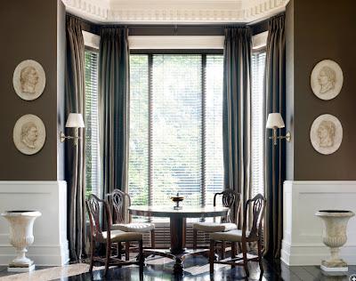 Boiserie & c.: marrone   brown: 40 idee décor e arredo