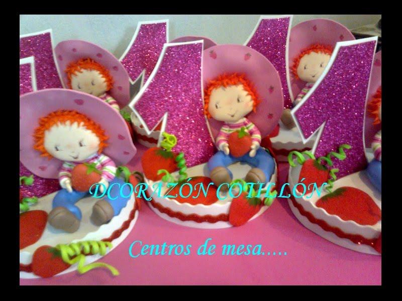 Souvenir de frutillita bebé - Imagui