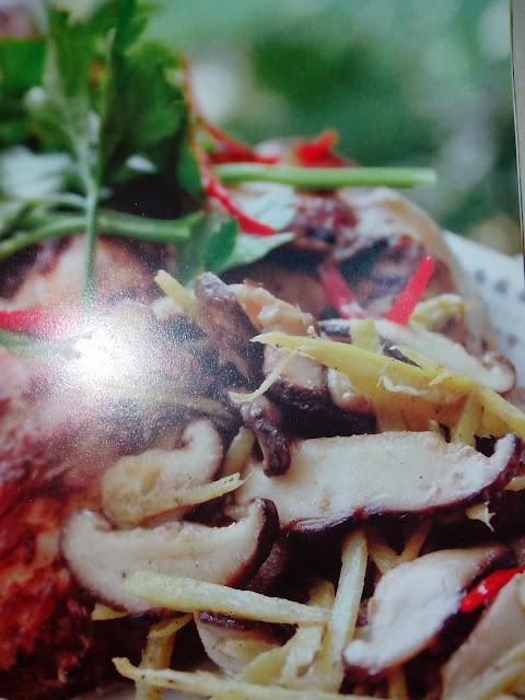 Resipi Ayam Bakar Cara Cina