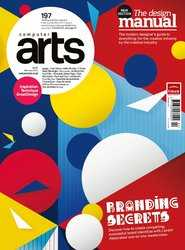 Computer Arts Magazine Issue 197 February 2012