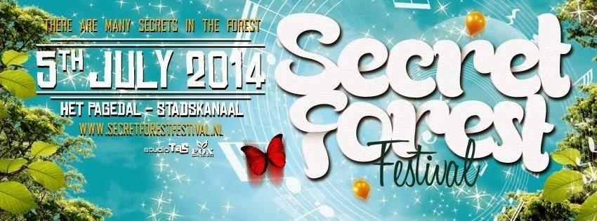 2e Editie Secret Forest Festival