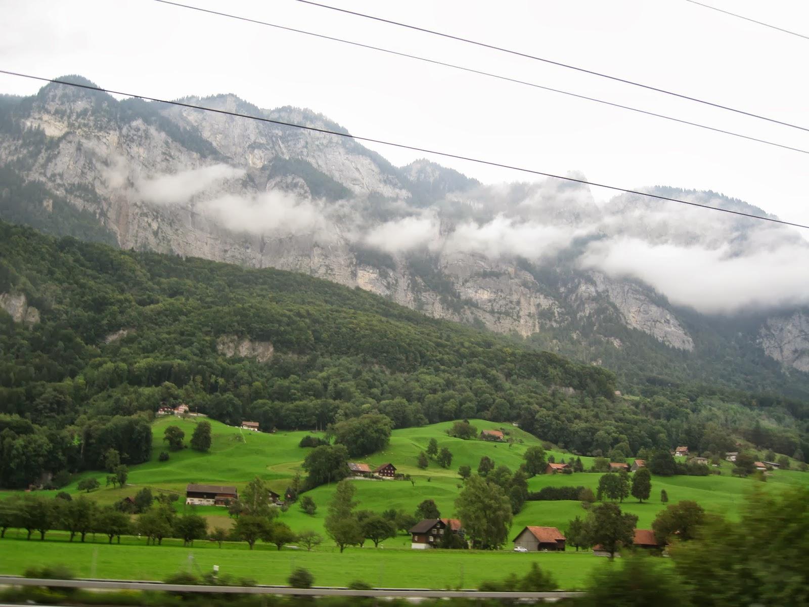 Liechtenstein at an opening