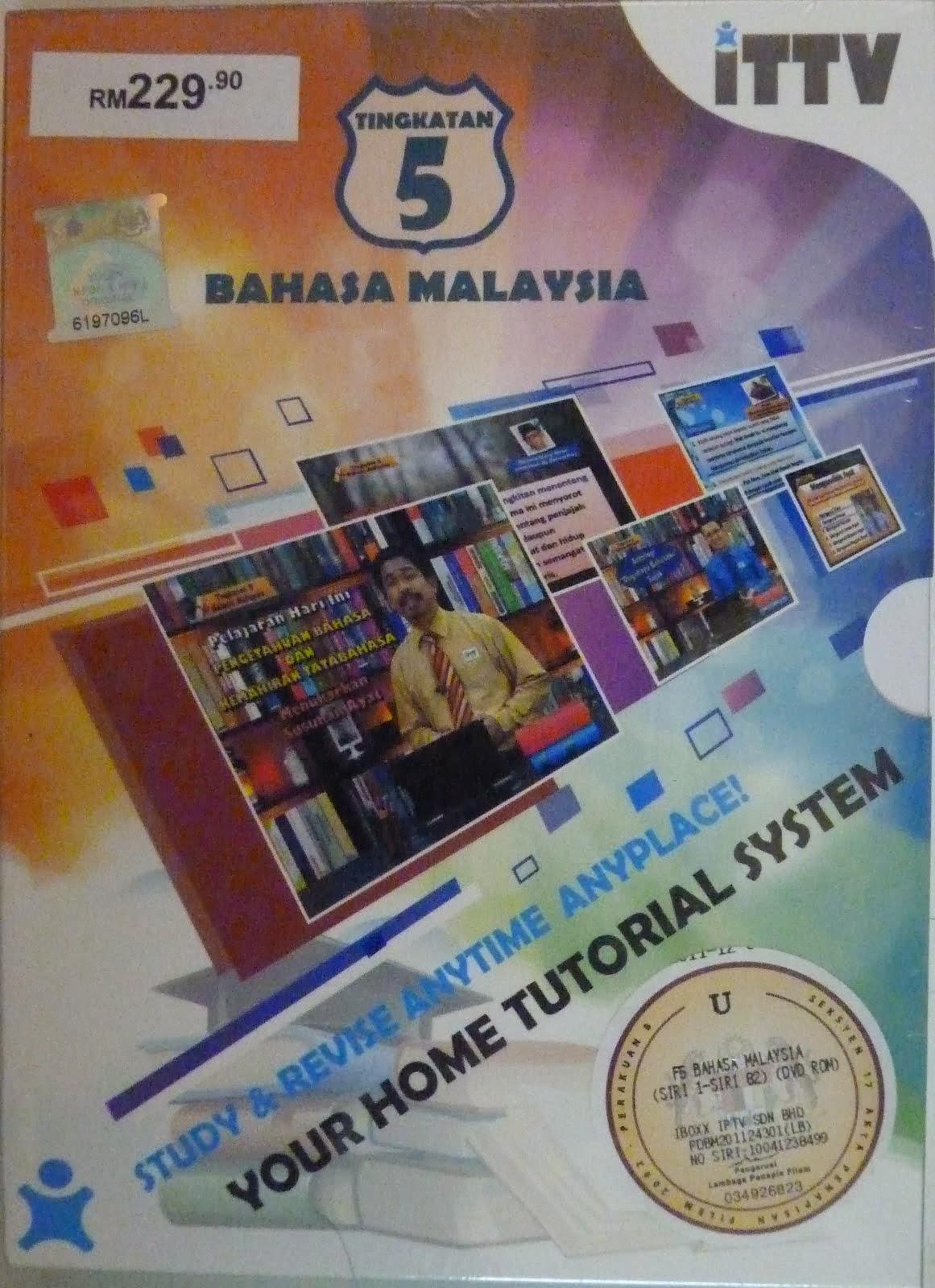 DVD Bahasa Melayu Tg. 5