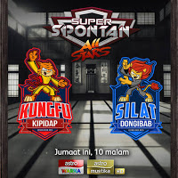 TEMA SUPER SPONTAN ALL STAR MUSIM KE-4