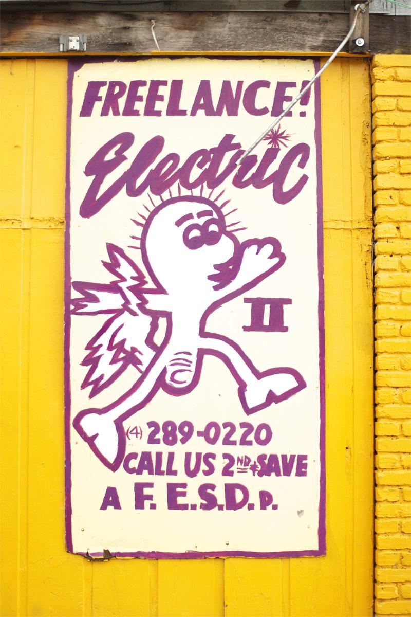 Atlanta Hand Painted Signs 03