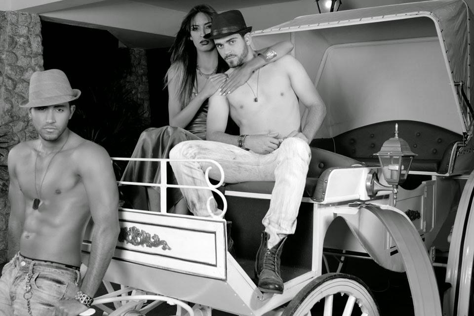 Arthur Horacio, Rafaela Silva e Wellington Lucchesi. Foto: Marcos Januário