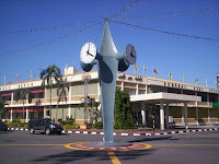 The pictures of Brunei Clock tower
