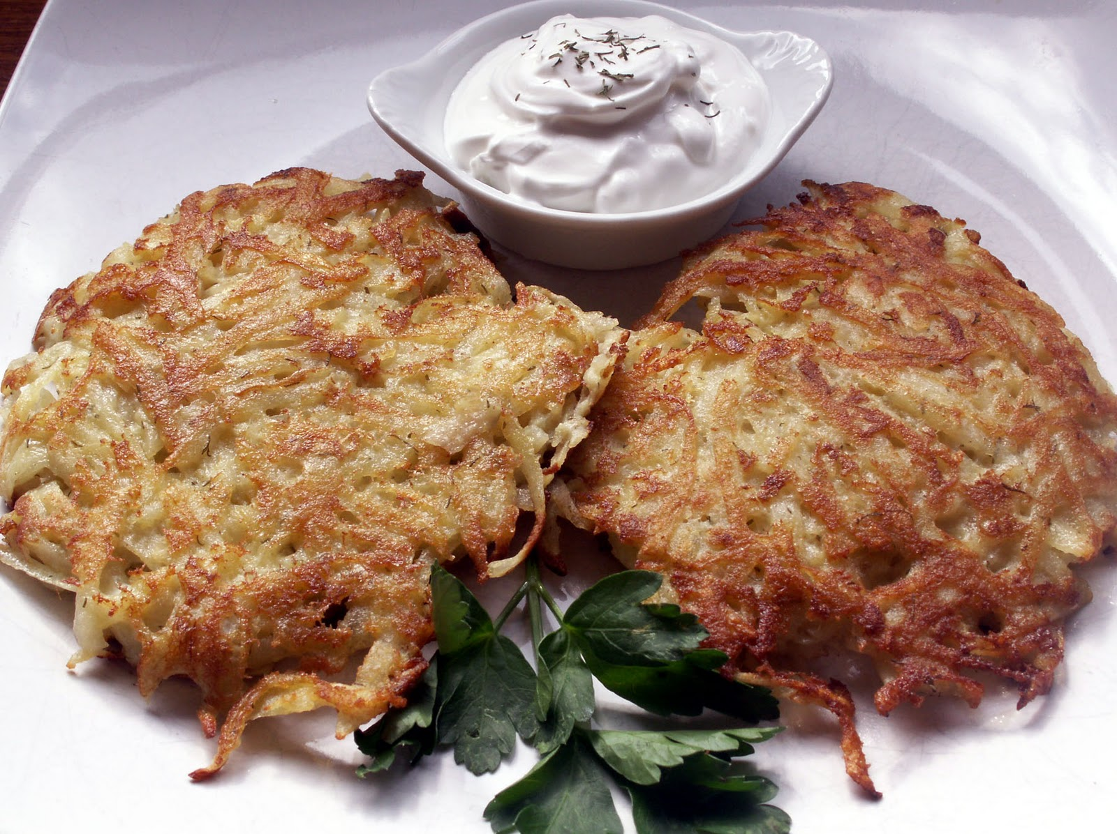 Mom, What's For Dinner?: Latkes