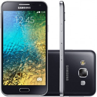 Samsung Galaxy E5 (Black)