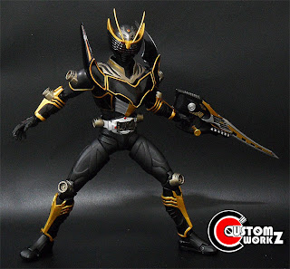 Kamen rider ryuga survive mode