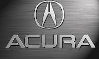 Acura motors logo
