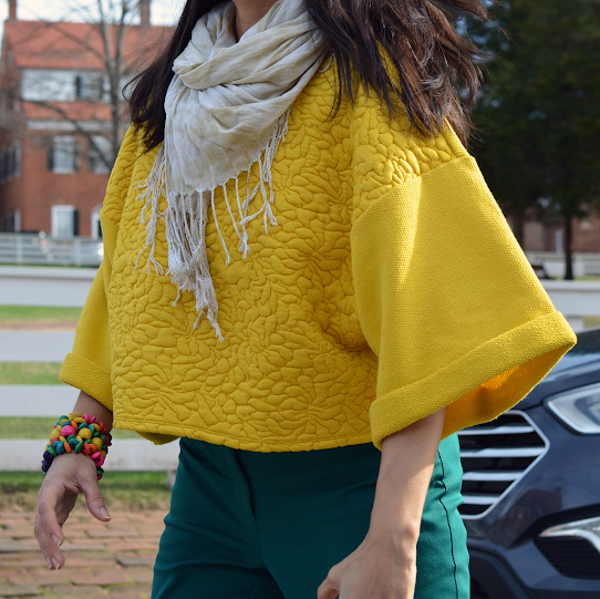 HM Yellow Top