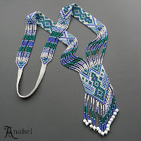 схемы бисероплетения герданы ткачество loom beadwork patterns