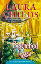 Giveaway: Scorched Eggs