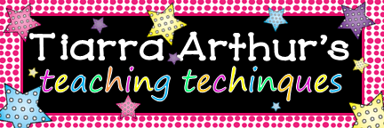 <center>Tiarra Arthur's Teaching Techniques</center>