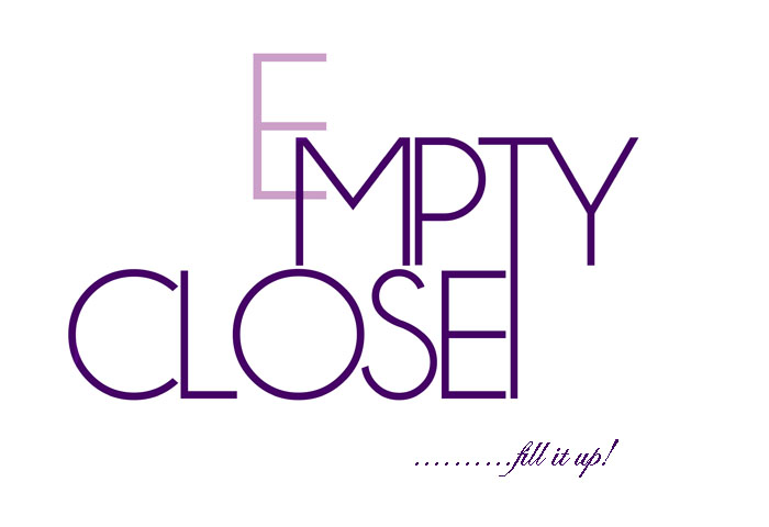 Empty closet people who warm my heart empty closet ccuart Choice Image