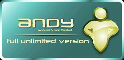 Andy (Siri for Android) v5.7 APK